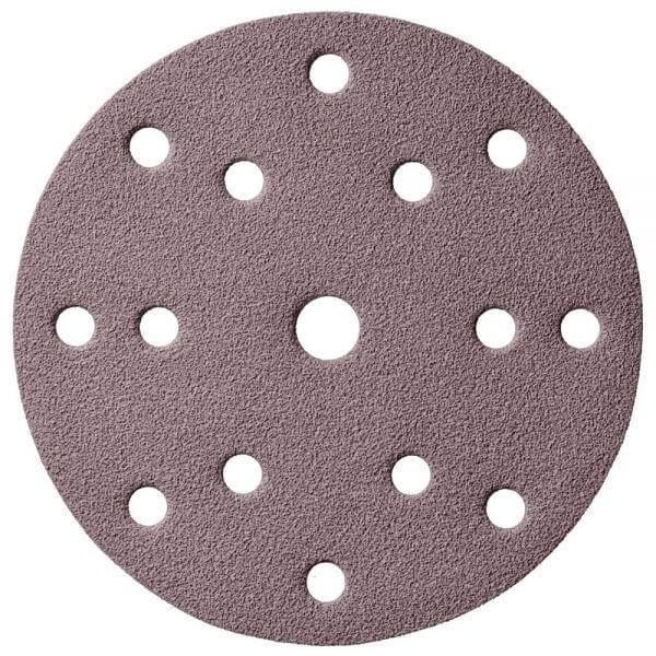 Шлифовальные круги MIRKA Q.SILVER ACE 150 мм, 15 отв