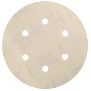 Шлифовальные круги MIRKA ROYAL PLUS 150 мм, 6 отв.