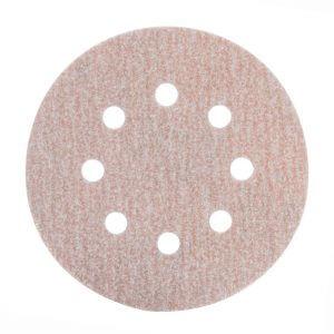 Шлифовальные круги NORTON A275 PRO 125 мм, 8 отв