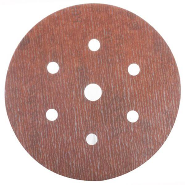 Шлифовальные круги NORTON A275 PRO 150 мм, 6+1 отв.