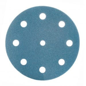 Шлифовальные круги NORTON H835 BLUE FIRE 125 мм, 8+1 отв.