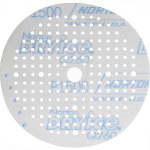 Шлифовальные круги NORTON Q260 DRY ICE 150 мм, 181 отв.