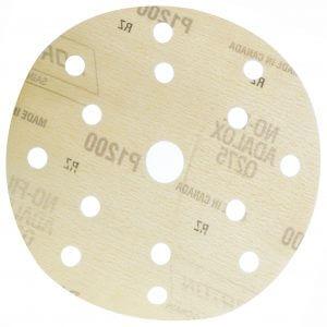 Шлифовальные круги NORTON Q275 PRO 150 мм, 15 отв.
