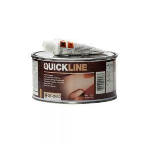 Шпатлевка для пластиков Quickline QF-2440 (1,5 кг) + отвердитель