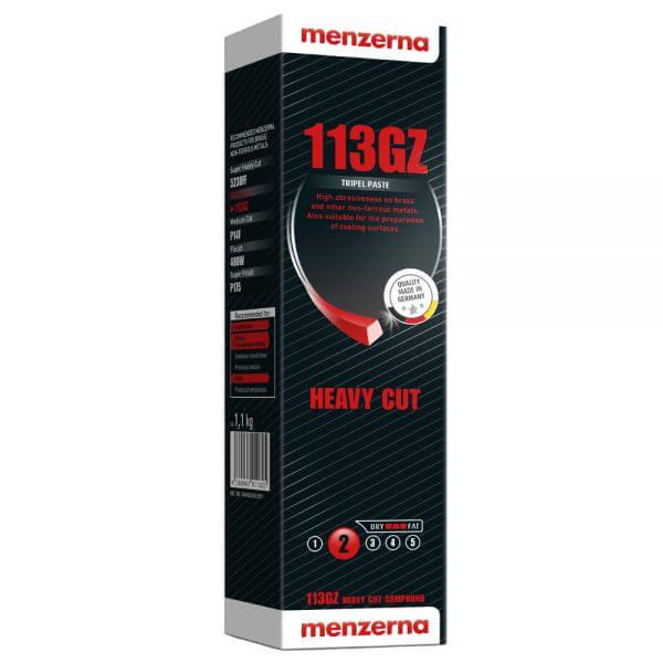 Твердая полировальная паста Menzerna 113 GZ (1,1 кг)