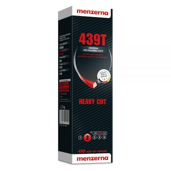 Твердая полировальная паста Menzerna 439T (1,2 кг)