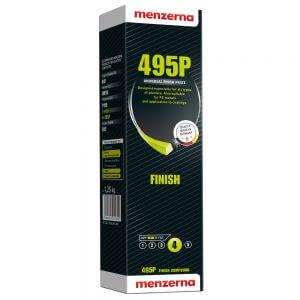 Твердая полировальная паста Menzerna 495P (1,25 кг)