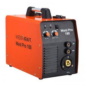 Сварочный аппарат Weld Pro 180 (ММА, MIG/MAG, NO GAS)
