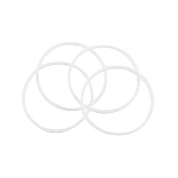 Уплотнительная прокладка для головы и сопла краскопультов Walcom GEO, HA, HVLP