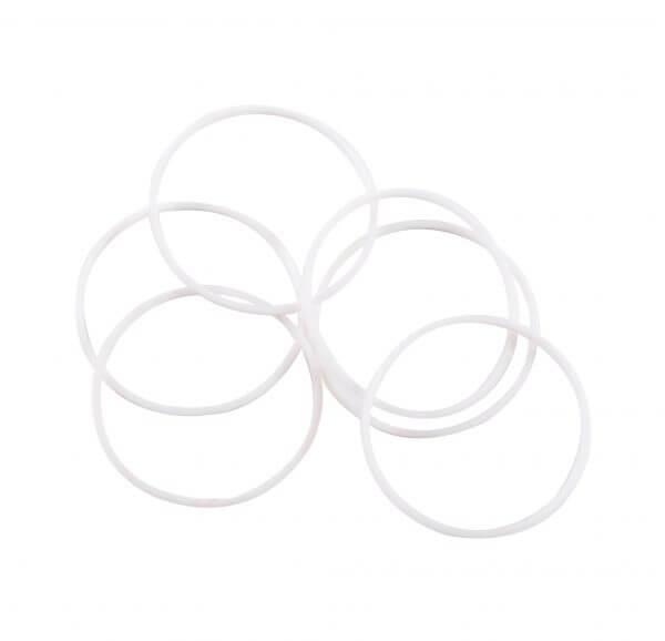 Уплотнительная прокладка головы и крышки для краскопультов Walcom GEO, HA, HVLP