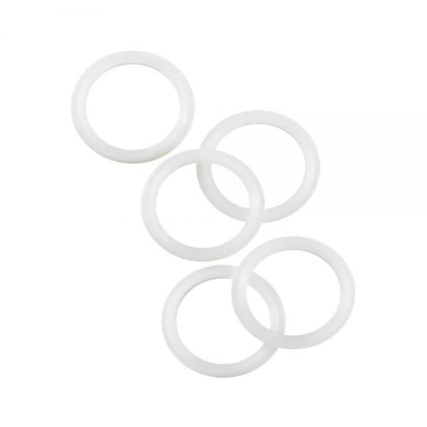 Уплотнительная прокладка корпуса и крышки для краскопультов Walcom GEO, HA, HVLP