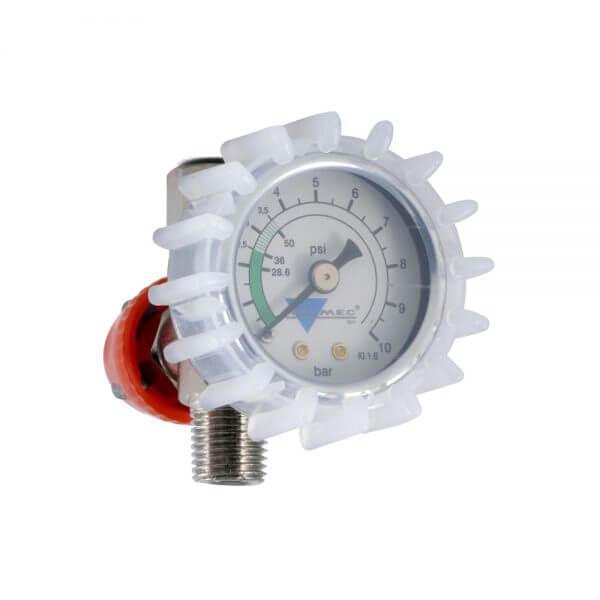 Регулятор давления с манометром Walcom 90105/W
