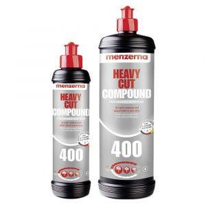 Крупнозернистые полировальные пасты Menzerna HCC 400