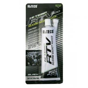 Высокотемпературный герметик для прокладок ALTECO (85 г), черный
