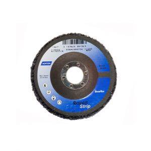 Зачистной STRIP-диск NORTON RSF 115 x 22 мм