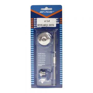 Набор запчастей для краскопультов Asturomec 6010-6011 HTE, сопло 1,4 мм