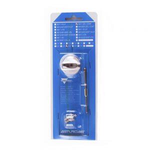 Набор запчастей для краскопультов Asturomec 9011 GEL COAT, сопло 3,0 мм