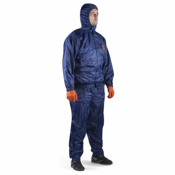 Защитные куртки + брюки JETA PRO JPC76b (многоразовый)