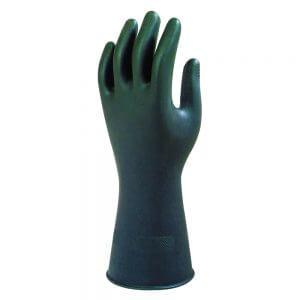 Защитные латексные перчатки Marigold G17K