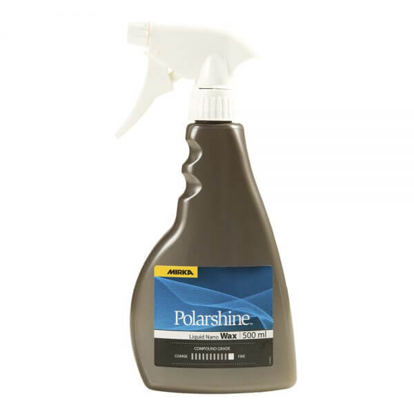 Жидкий воск MIRKA Polarshine Liquid Nano Wax (500 мл)