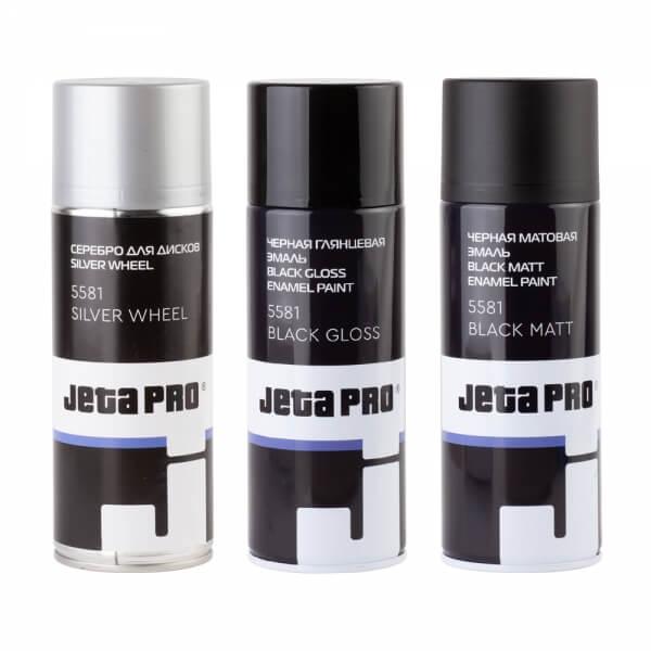 Аэрозольные краски JETA PRO 5581 (0,4 л)