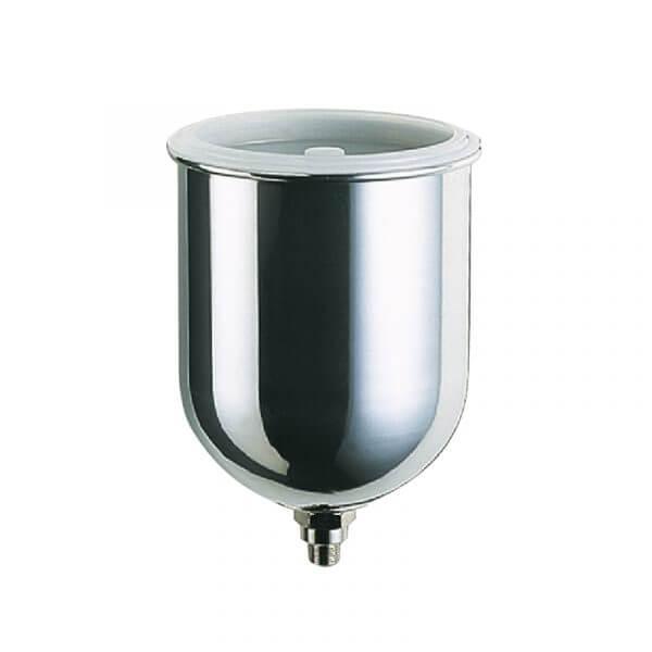 Верхний алюминиевый бачок для краскопультов Walcom Slim (0,75 л)