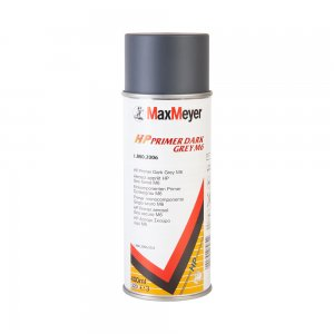 Грунт MaxMeyer HP PRIMER AEROSOL (0,4 л), темно-серый
