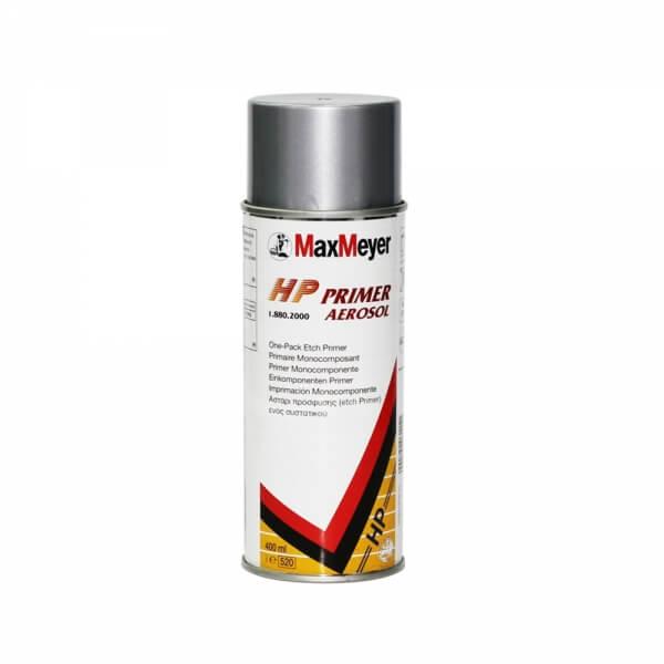 Грунт темно-серый MaxMeyer HP PRIMER AEROSOL (0,4 л)
