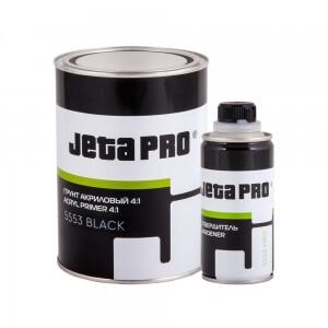 Грунты акриловые JETA PRO 5553 (0,8 л) + отвердитель (0,2 л)