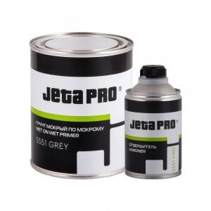 антикоррозийные грунты JETA PRO 5551 (0,8 л) + отвердитель (0,2 л)