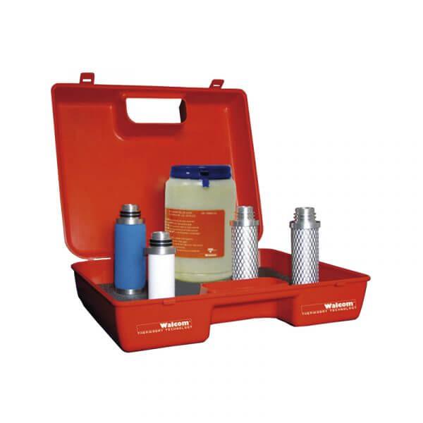 Комплект фильтрующих элементов THK Walcom 60134