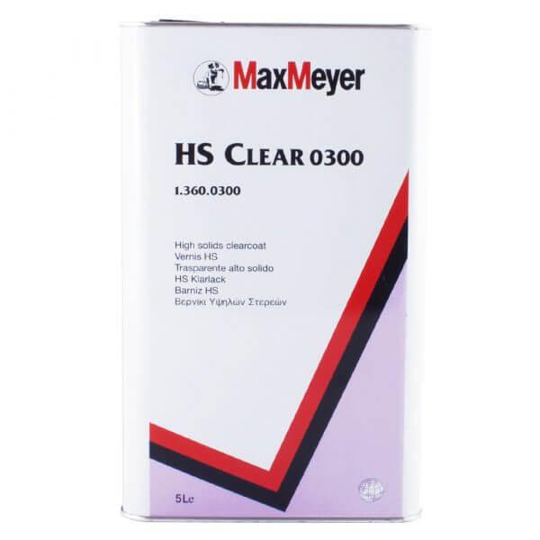 Лак MaxMeyer HS CLEAR 0300 (5 л)