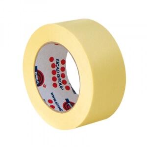 Маскирующие ленты Eurocel MSK 80 желтого цвета