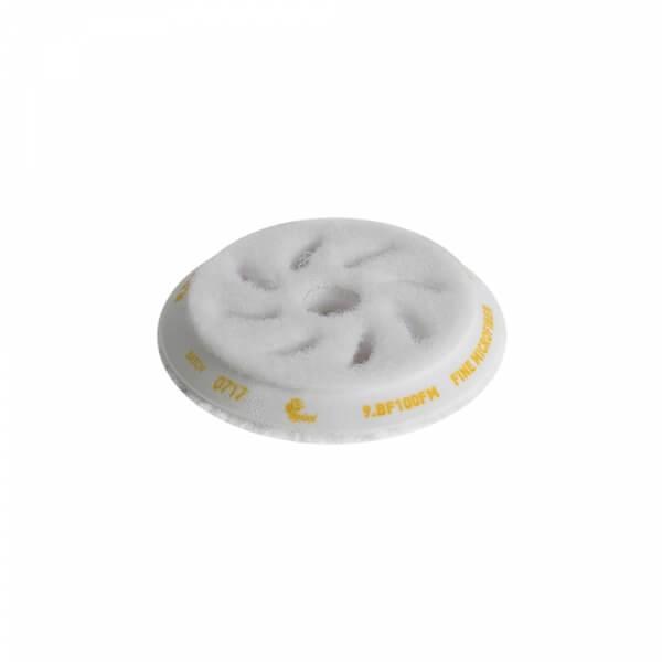 Мягкий микрофибровый полировальный диск RUPES 80/100