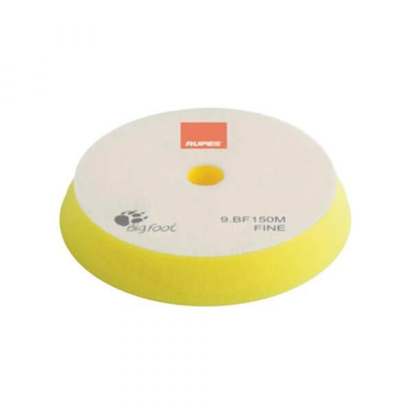 Мягкий поролоновый полировальный диск RUPES 150 мм желтый