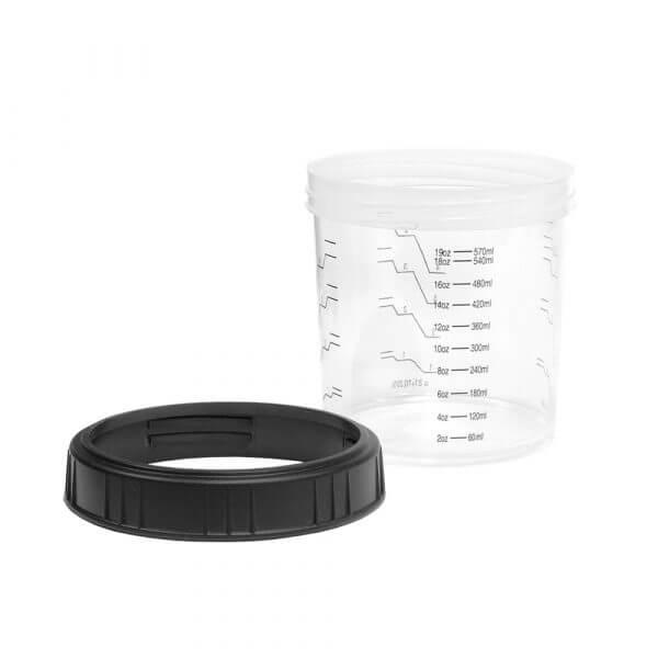 JETA PRO 596260- многоразовая емкость с мерной шкалой