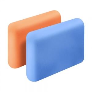 Набор чистящих глин HANKO SILKY CLAY 2 в 1 (200 г)