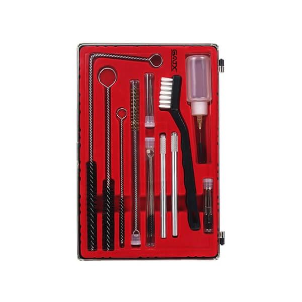 Набор для чистки краскопультов GATX GS-11