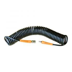 Полиуретановые спиралевидные шланги Wiederkraft