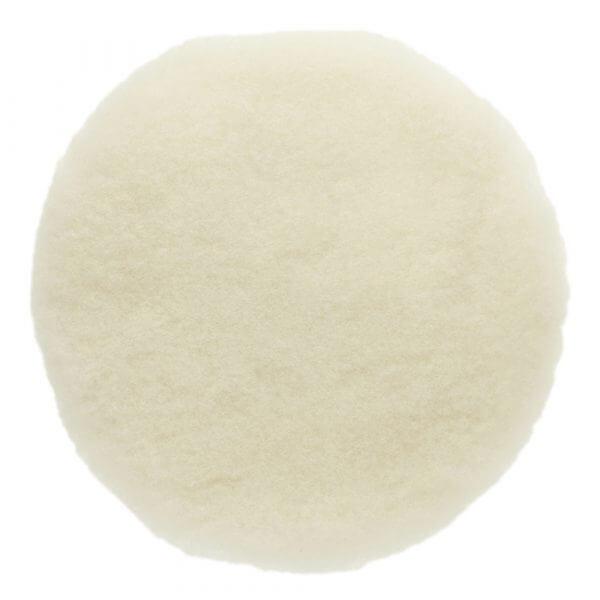 Полировальный диск из натуральной овчины MIRKA 180 мм