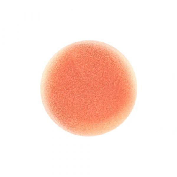 Жесткий поролоновый полировальный диск MIRKA 77 мм оранжевый