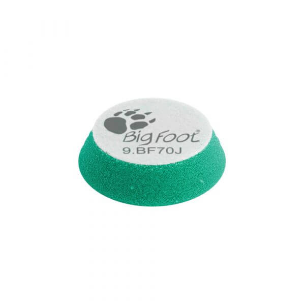 Поролоновый полировальный диск средней жесткости RUPES 70 мм