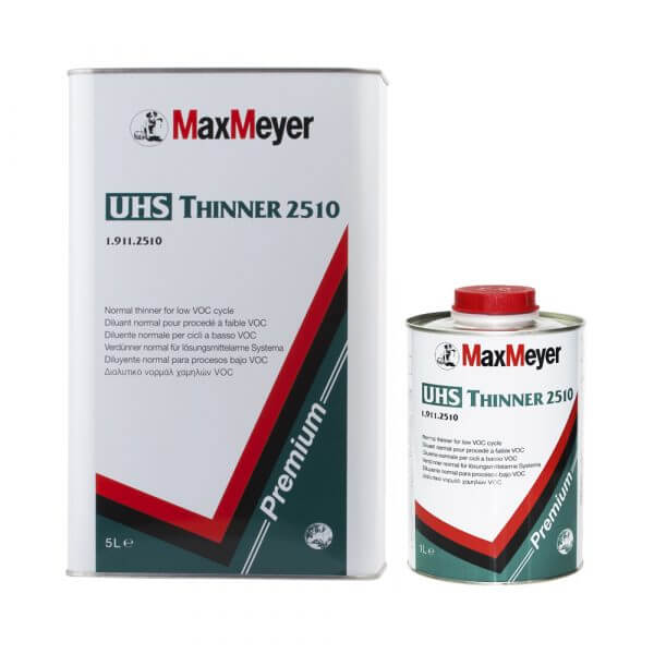 Разбавители стандартные MaxMeyer UHS THINNER 2510