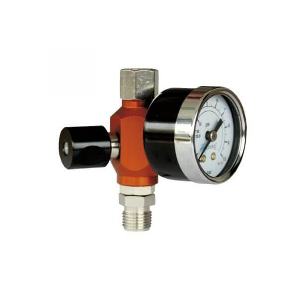 Регулятор давления с манометром Walcom 90147/W