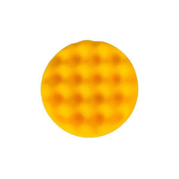 Рельефный поролоновый диск MIRKA Golden Finish 85 мм