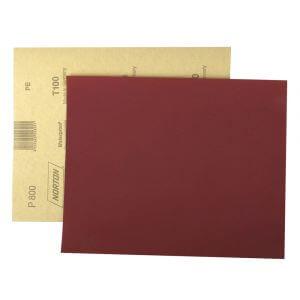 Шлифовальная бумага NORTON Т100 230 х 280 мм