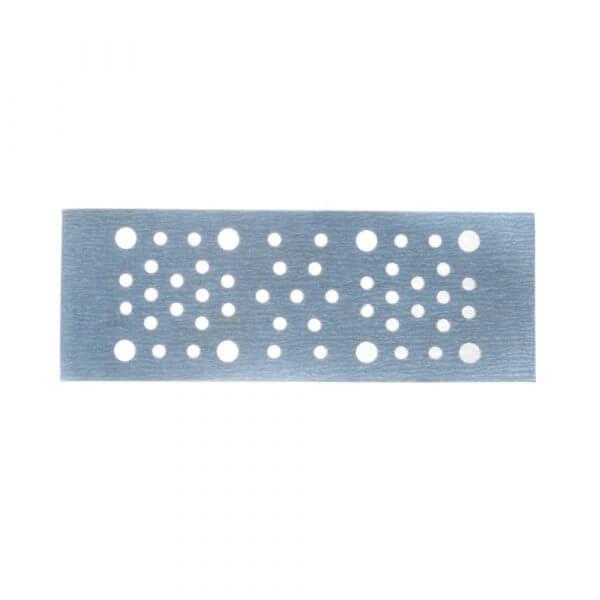 Шлифовальные полоски NORTON A975 MULTI-AIR PLUS 70 x 198 мм, 51 отв.