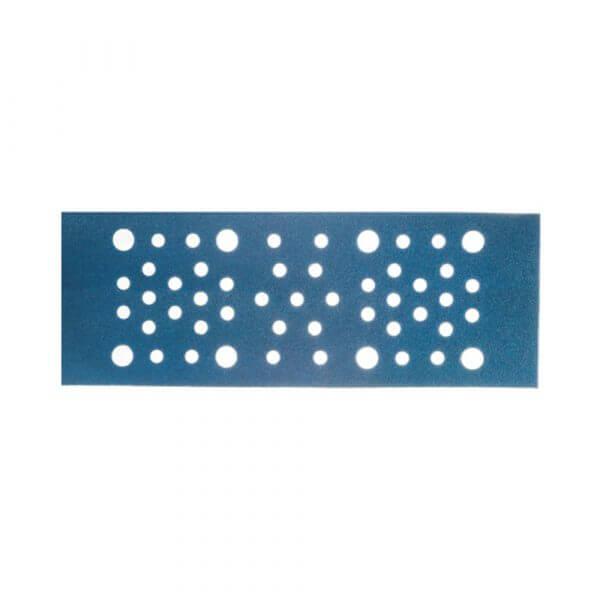 Шлифовальные полоски NORTON Н835 MULTI-AIR 70 x 198 мм, 51 отв.