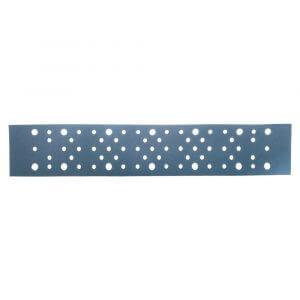 Шлифовальные полоски NORTON Н835 MULTI-AIR 70 x 420 мм, 69 отв