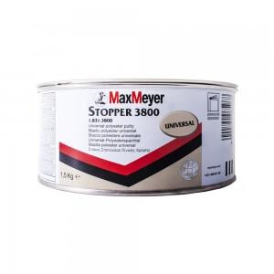 Шпатлевка универсальная MaxMeyer STOPPER 3800 (1,5 кг)